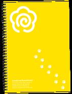 Aqours CLUB Notebooks - Hanamaru