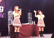 Anime Festival Asia Thailand 2016 - Takatsuki Kanako and Furihata Ai Closing