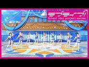 "Aqours 5th Anniversary Animated PV Single ""smile smile ship Start!"" CM 15 seconds version"