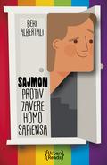 Sajmon protiv zavere homo sapiensa (Simon Serbian Edition)