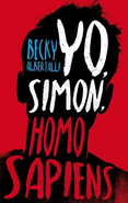 Yo, Simon, Homo Sapiens (Simon Spanish Edition)
