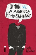 Simon vs. a Agenda Homo Sapiens (Simon Alternative Portuguese Edition)