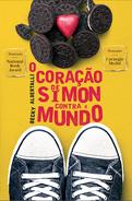 O coração de Simon contra o mundo (Simon Portugese Edition)