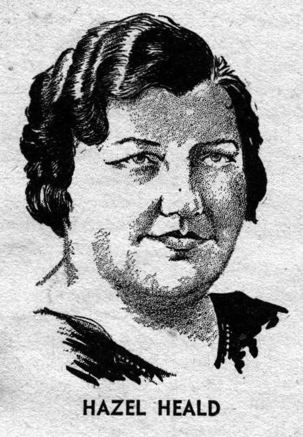 Hazel Heald