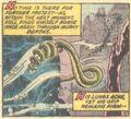 Giant Aquatic Serpent (Marvel Comics)