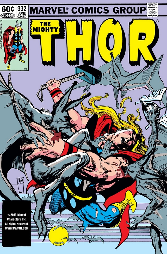 Dracula vs Thor