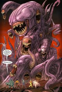 Many-Angled One (Marvel Comics)