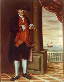 Captain Abraham Whipple