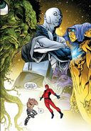 Overspace, the Realm of the Abstract Entities (Marvel Comics)