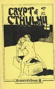 Crypt of Cthulhu November 1983
