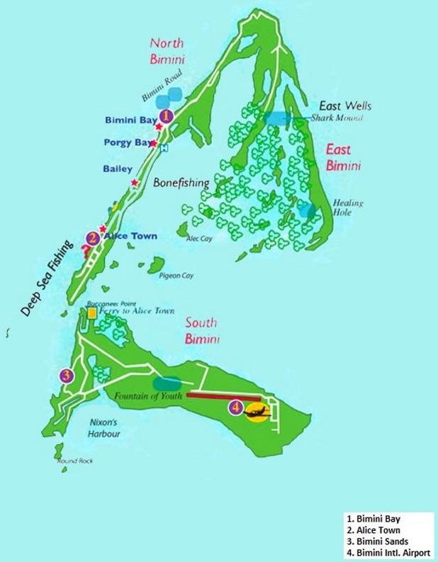 Bimini Islands