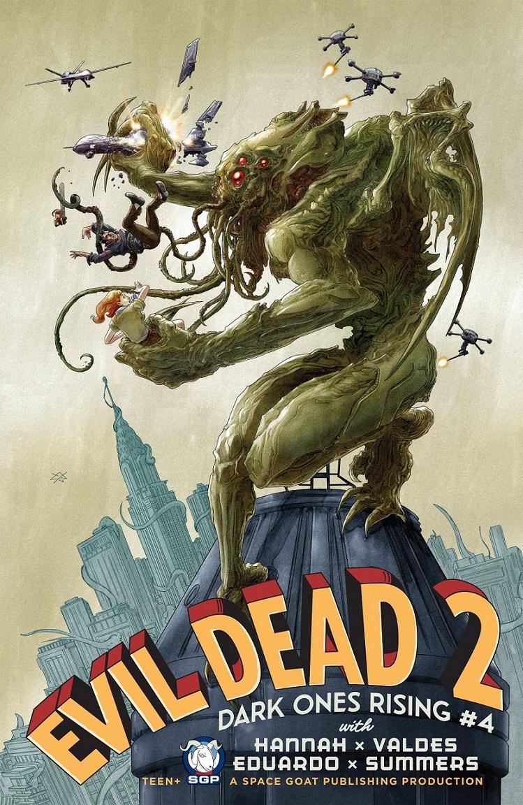 Evil Dead 2: Dark Ones Rising