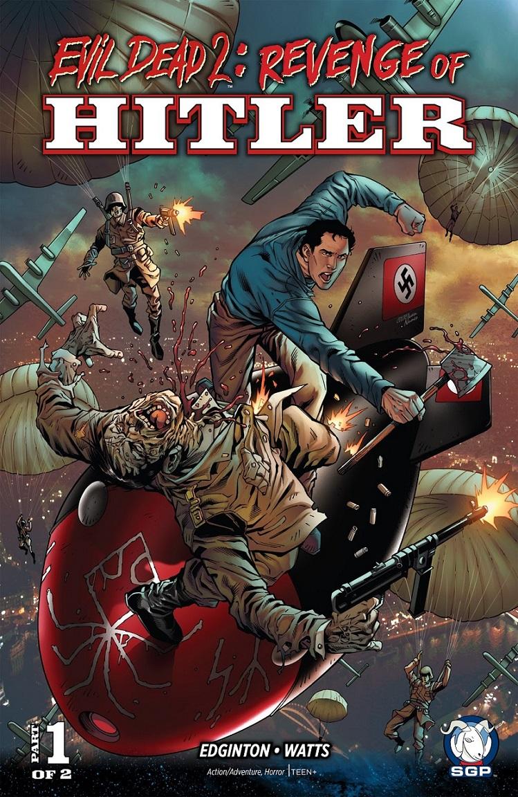 Evil Dead 2: The Revenge of Hitler
