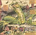 Khitan Dragon (with wings) (Marvel Comics)