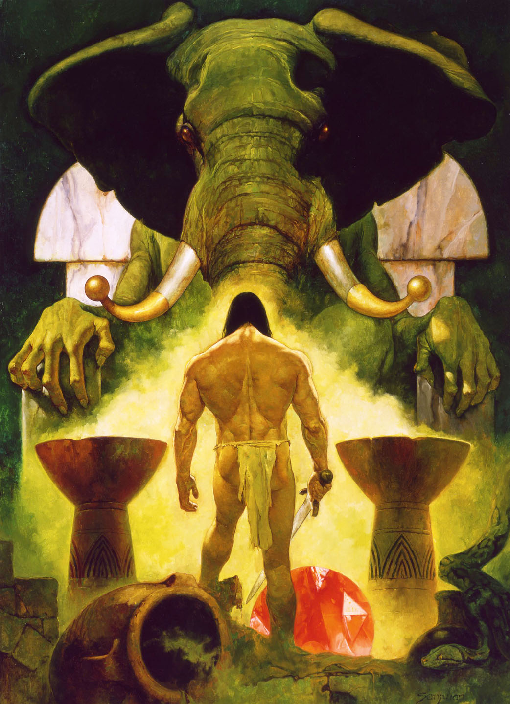 La Torre del Elefante (relato)
