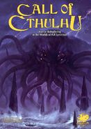 Call of Cthulhu 7th Edition Keeper Rulebook
