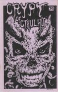 Crypt of Cthulhu August 1990