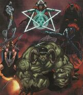Defenders of the Realm (Marvel Comics)