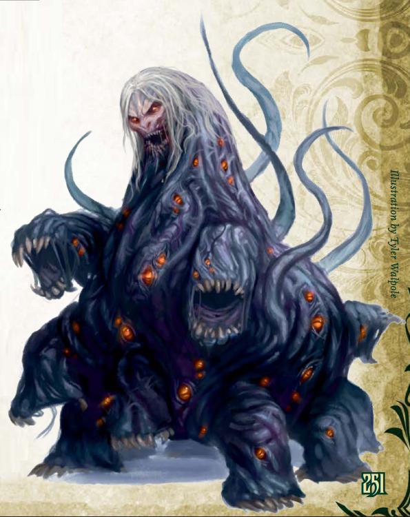 Engendro de Yog-Sothoth