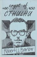 Crypt of Cthulhu November 1988