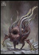 Dark Young of Shub-Niggurath (Dust Studio)
