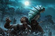 Dweller of the Deep, Conan (Modiphius)