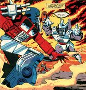 Earth-91274, Transformers (Marvel Comics)