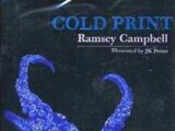 Cold Print (Short Story Collection)