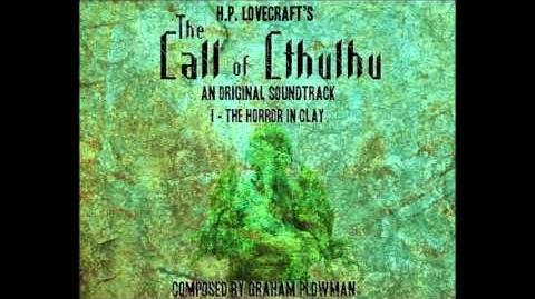 HP Lovecraft's The Call of Cthulhu Soundtrack Part 1 Orchestra Horror Music