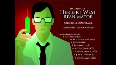 Herbert West Reanimator Original Soundtrack (HP Lovecraft)