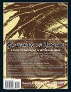 Secrets of Japan back cover