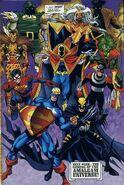 Earth-9602, Amalgam Universe (Marvel & DC Comics)