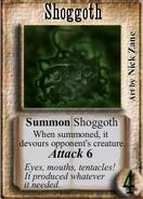 Shoggoth (The Necronomicon)