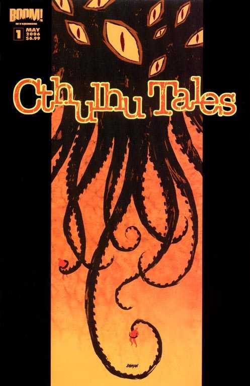 Cthulhu Tales Vol 1