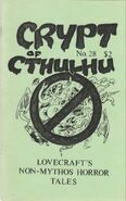 Crypt of Cthulhu December1984