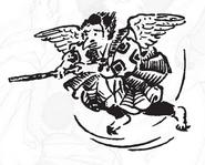 Tengu en lucha (Secretos de Japón)