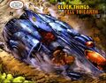 Elder Thing Ship (Dynamite Entertainment)