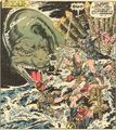 Swamp Dragon (Plesiosaur) (Marvel Comics)
