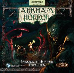 Innsmouth Horror Deluxe Expansion (Arkham Horror)
