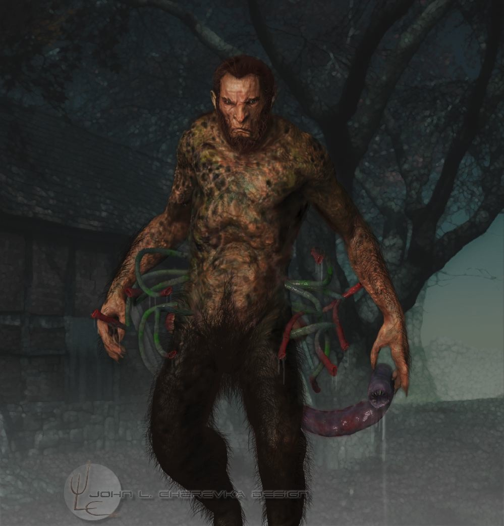 Wilbur Whateley