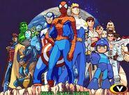 Earth-30847, Marvel-Capcom Crossover (Capcom)