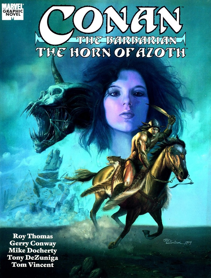 The Horn of Azoth