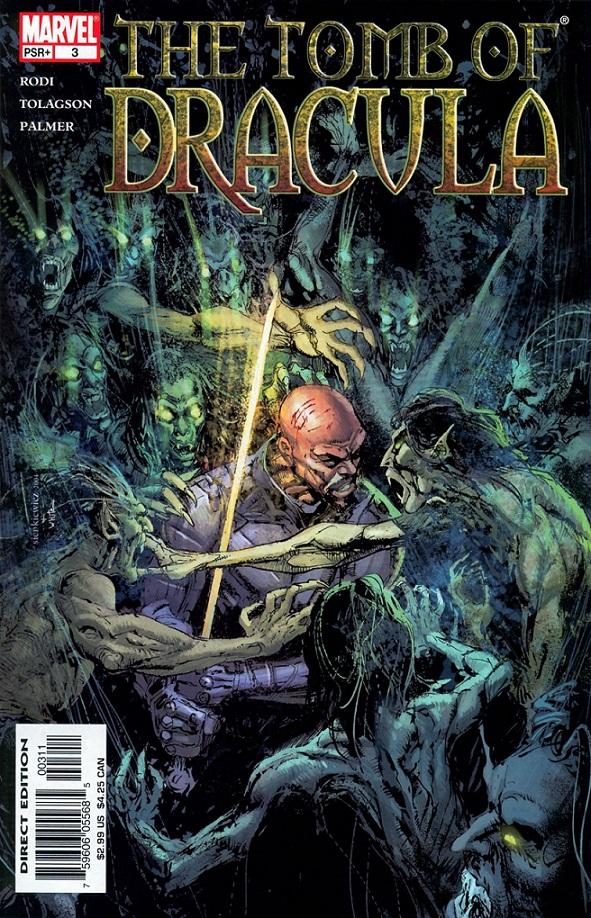 Tomb of Dracula Vol 4