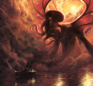 Mitos de cthulhu lovecraft wallpapers fondos 10