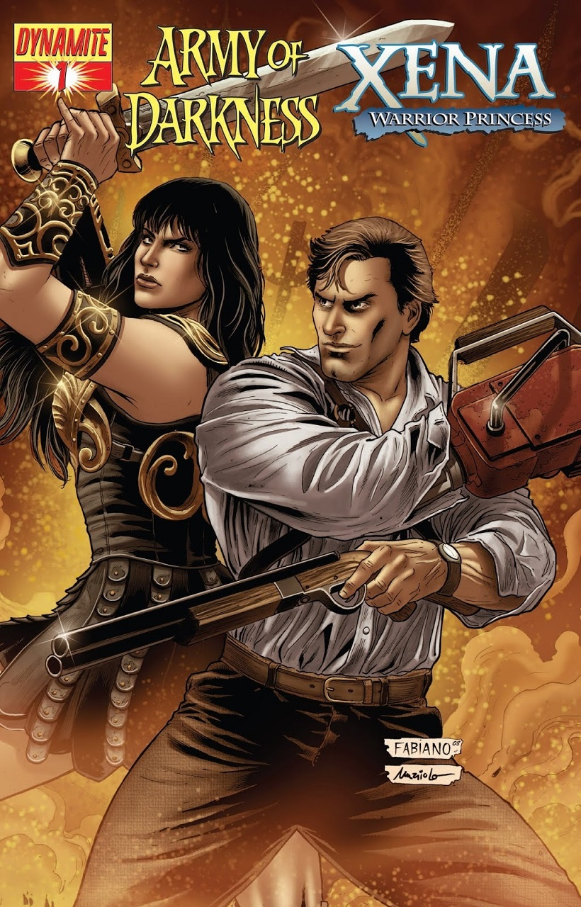 Army of Darkness/Xena: Why Not?