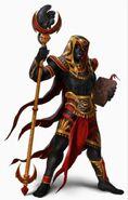 Nyarlathotep, Black Pharaoh (Paizo Inc)