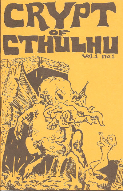 Crypt of Cthulhu