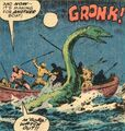 Sea Dragon (Plesiosaur) (Marvel Comics)