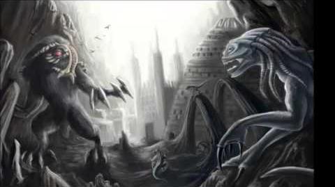 Crónicas Del Horror Cósmico 01 La Historia De Cthulhu