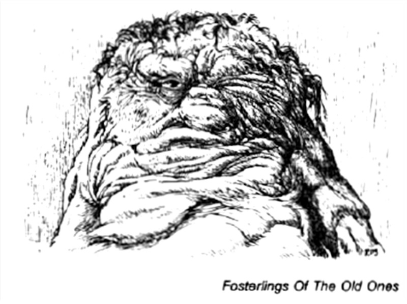 Fosterling of the Old One